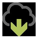 Icon: Downloads